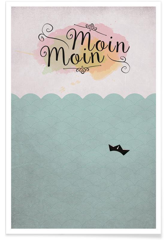 Naissances, Citations et slogans, Moin Moin x affiche