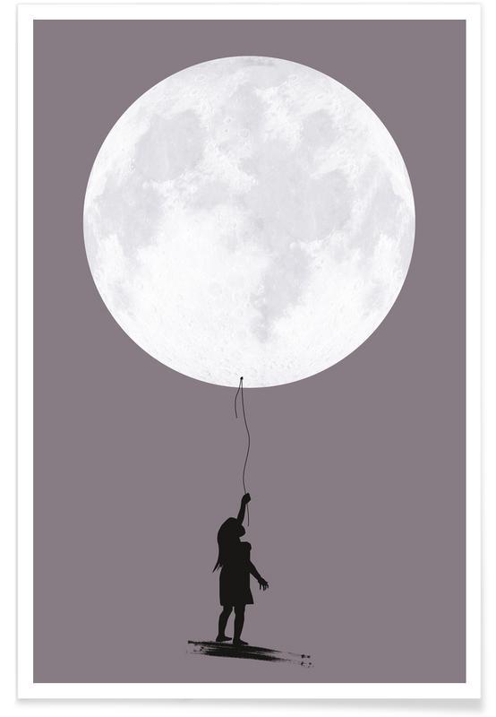 Moonballoon affiche