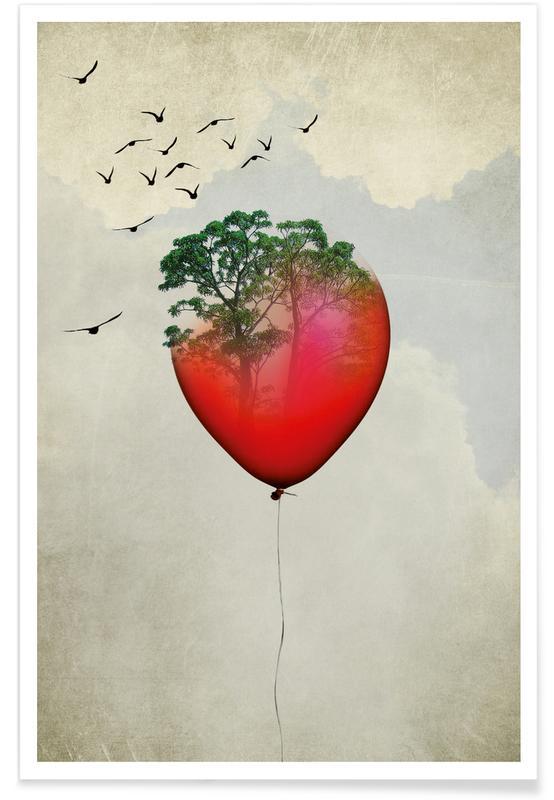 Anniversaires, Red Balloon affiche