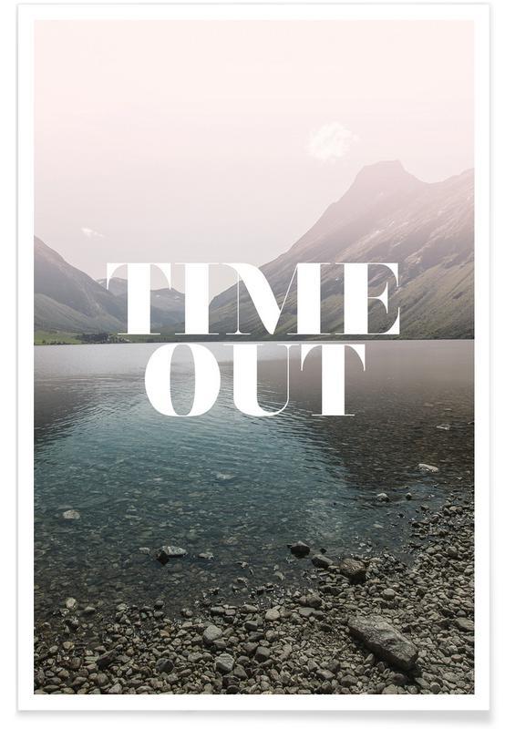 Océans, mers & lacs, Time Out affiche