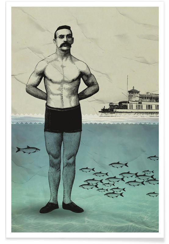 Rétro, Beachboy affiche