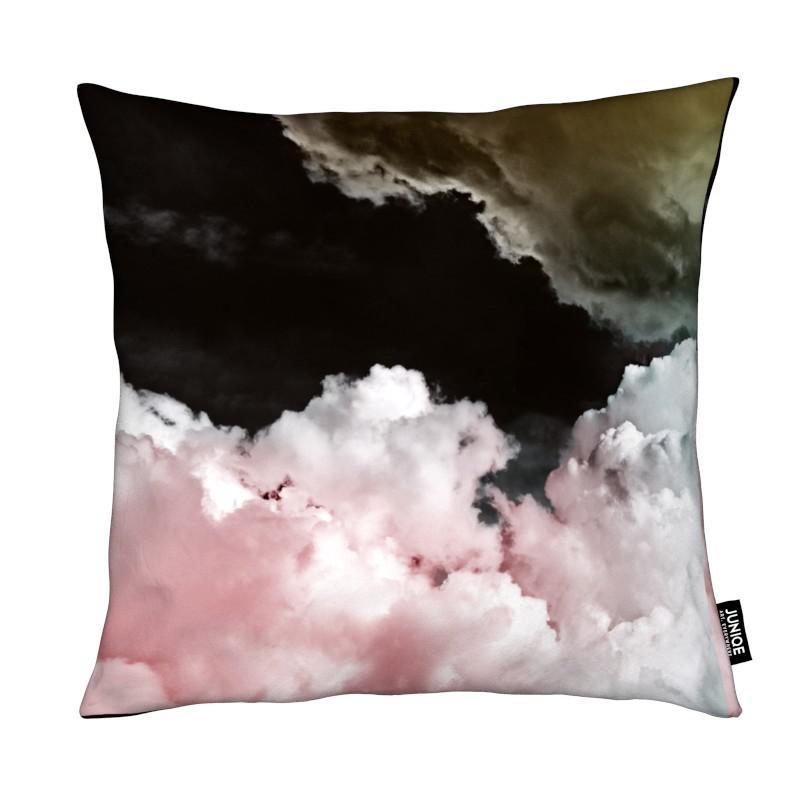 Paysages abstraits, Ciels & nuages, Rosa Wolken coussin