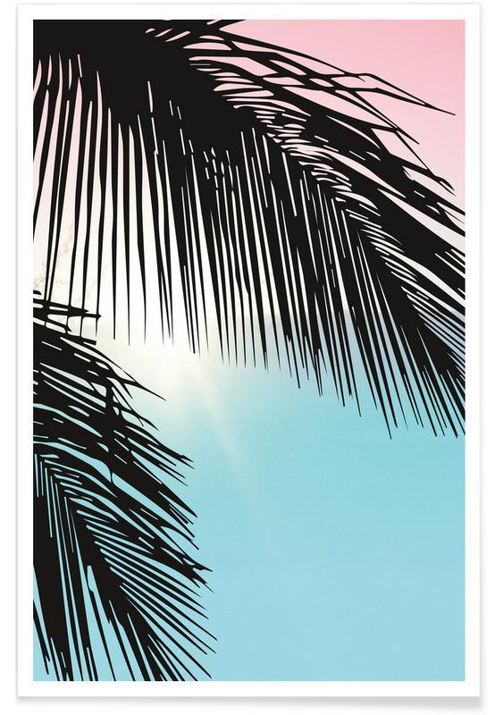 Palmiers, Aloha affiche