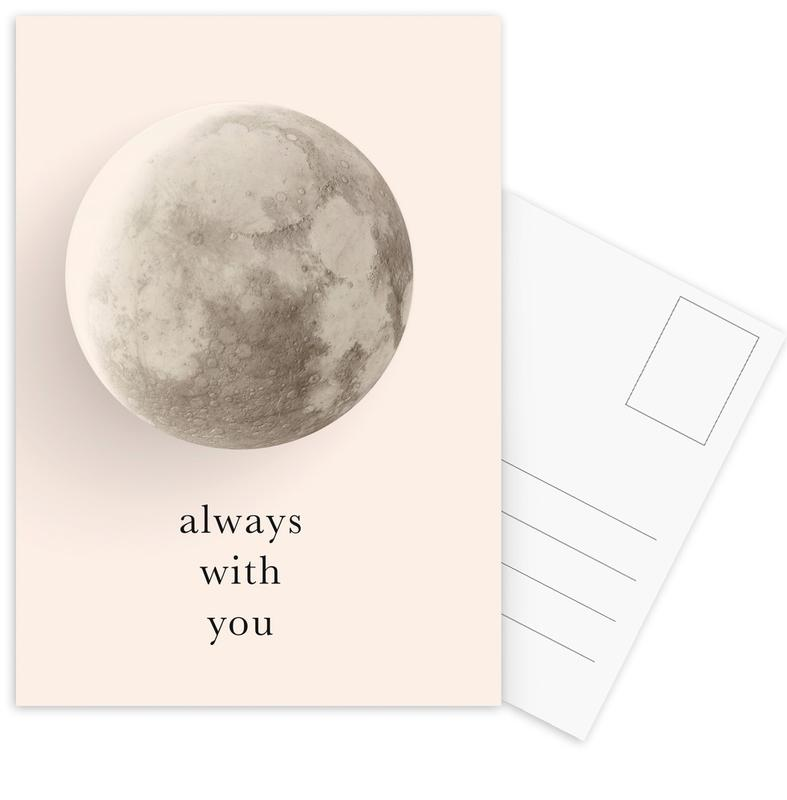 Saint-Valentin, Always With You cartes postales
