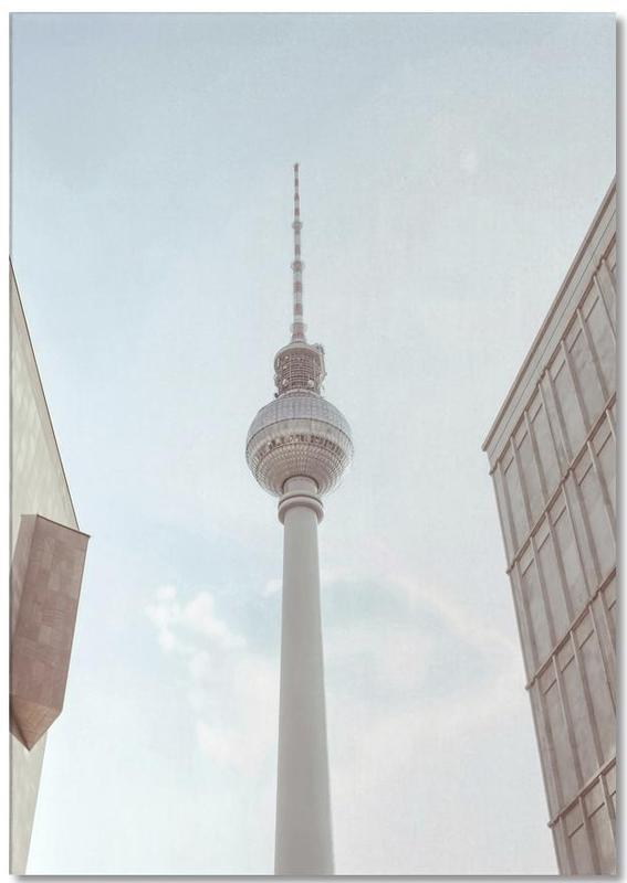 Berlin Fernsehturm Notepad