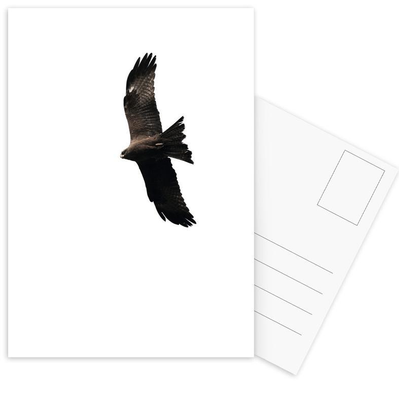, Bussard cartes postales
