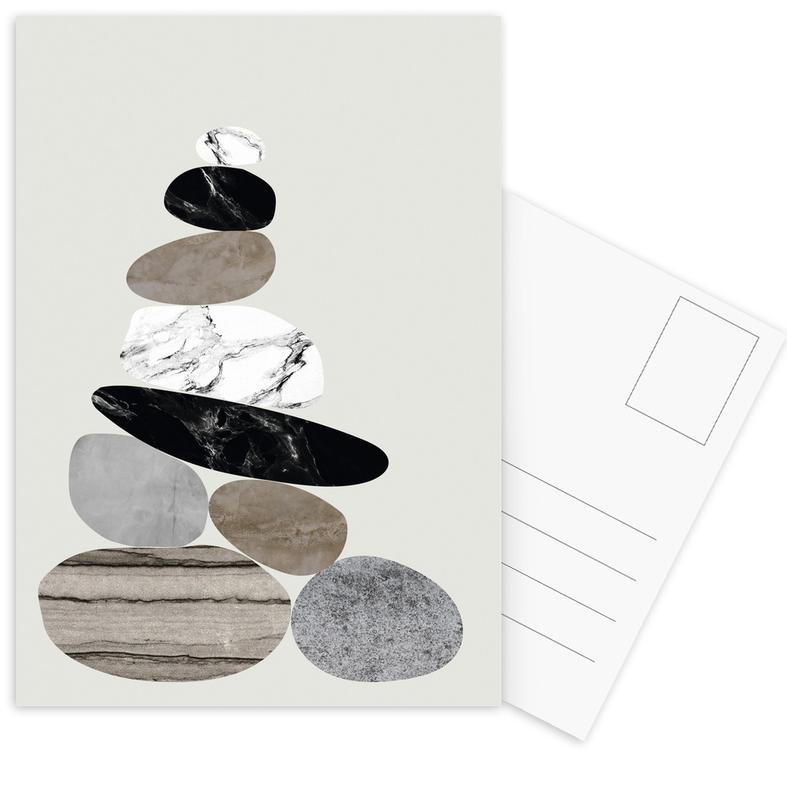 , Steinhaufen cartes postales