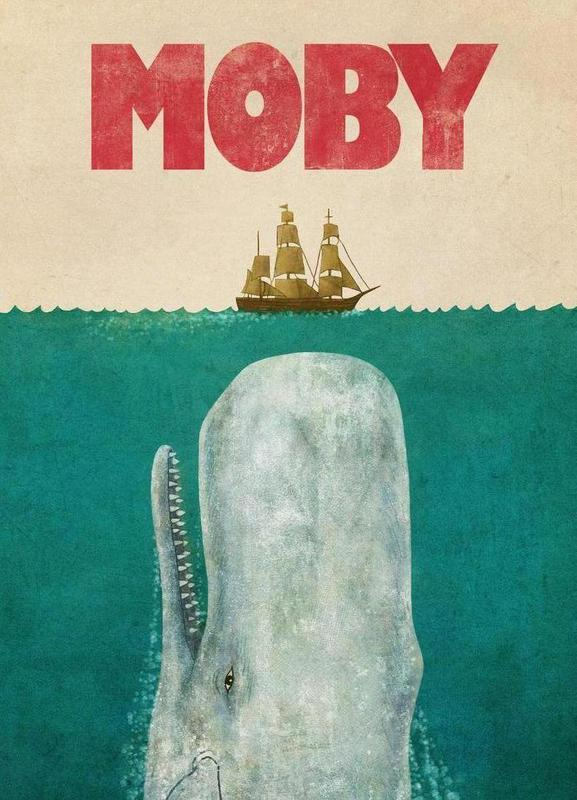 Moby toile