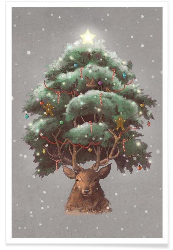 Noël, Old Growth affiche
