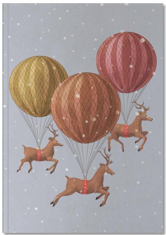 Cerfs, Flight of the deer Notebook