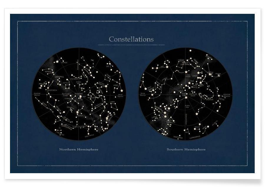 , Constalation Poster