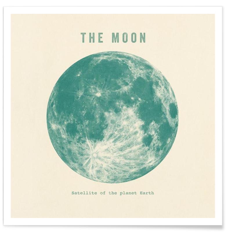 Moon, Moon Poster