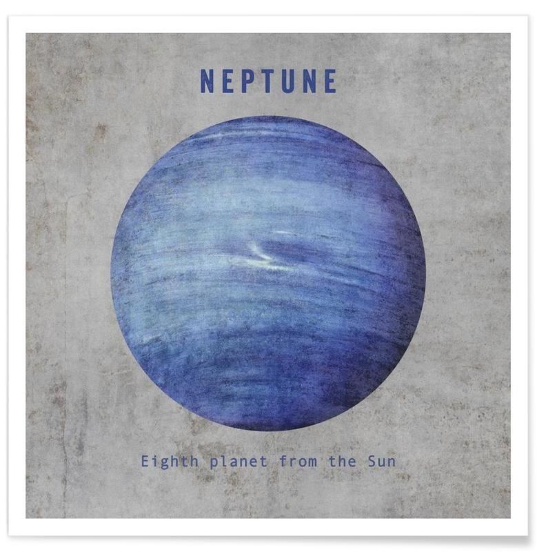 , Neptune -Poster