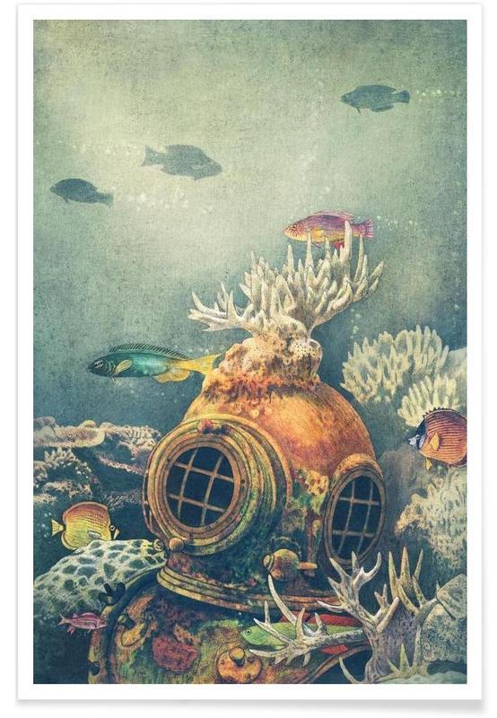 Fish, Sea change Poster