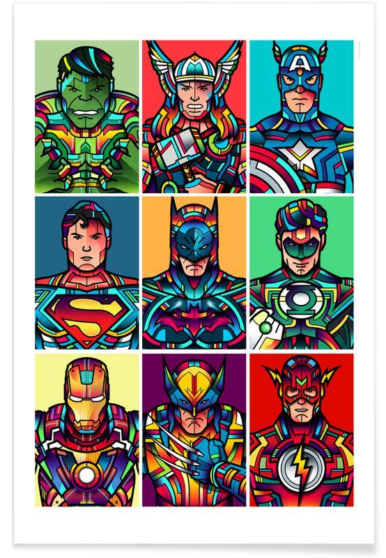 Super Pop -Poster
