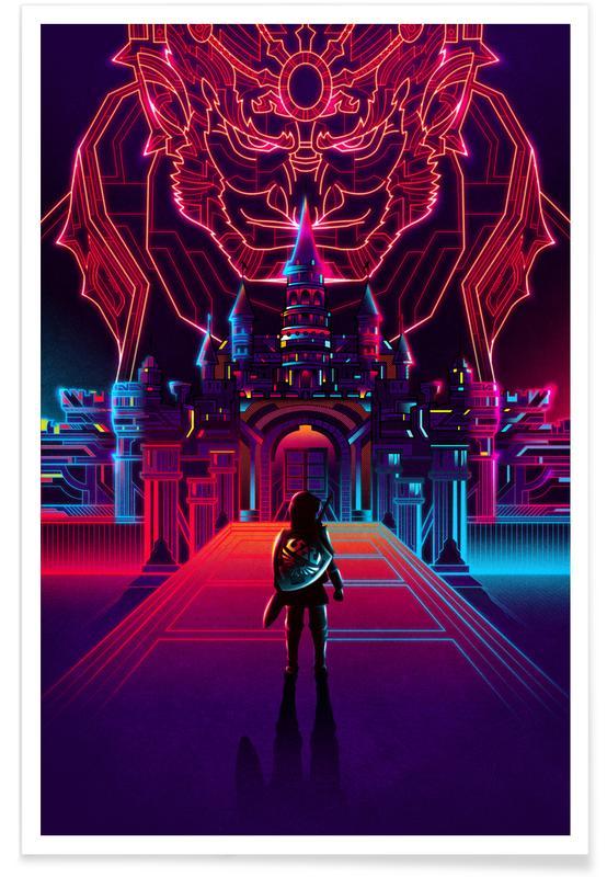, Zelda -Poster