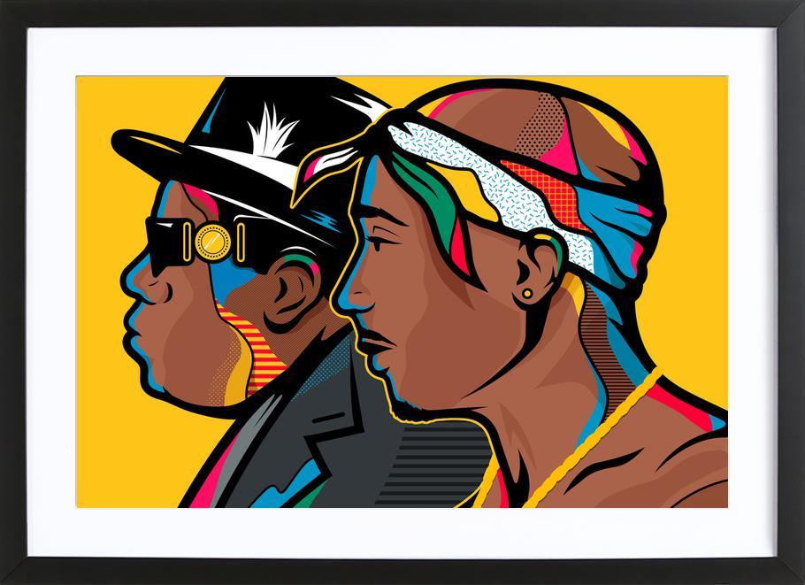 Kings Framed Print