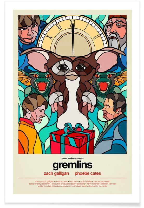 Filme, Gremlins -Poster