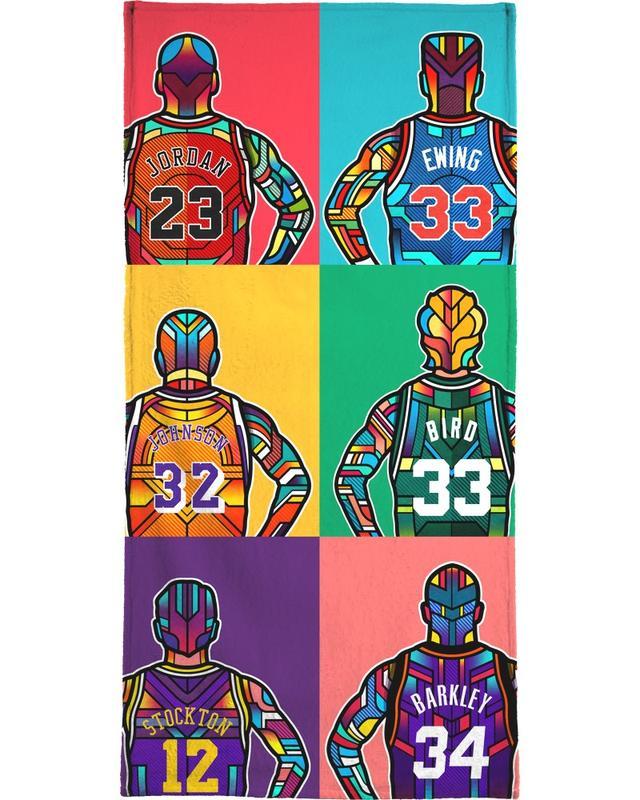 NBA Legends -Handtuch