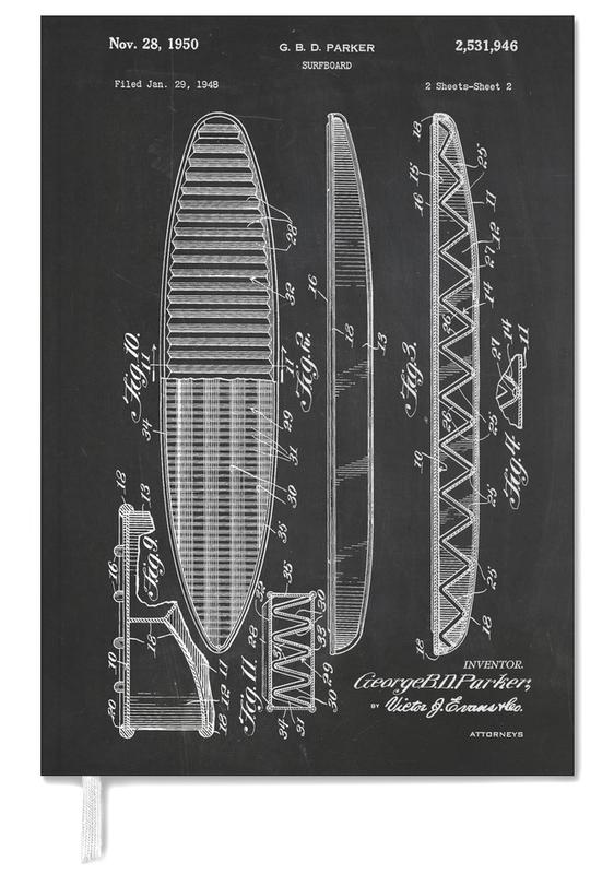 Surfboard agenda