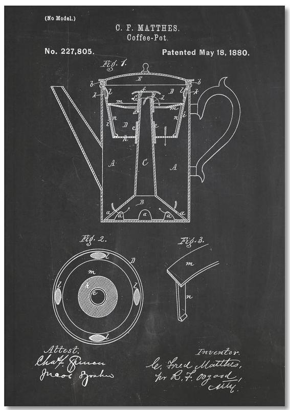 Coffee Pot Notebook
