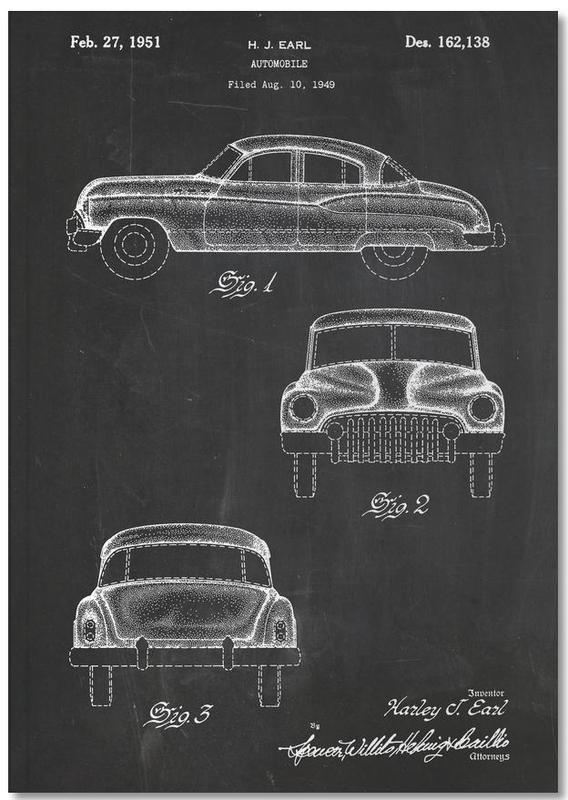 Automobile Notebook