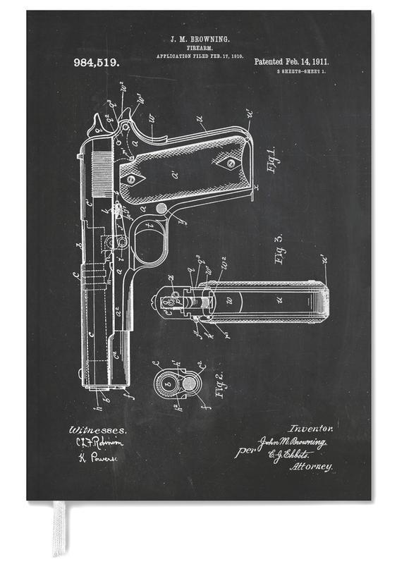 Gun 4 Pack Personal Planner
