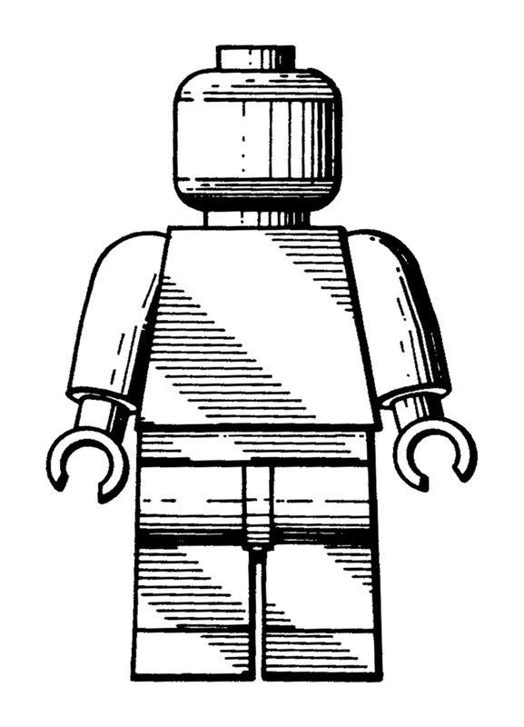 Toy Man 2 canvas doek