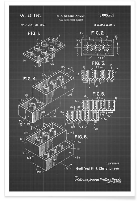 Brick System 2 poster