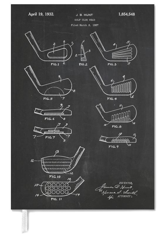 Golf Head Personal Planner
