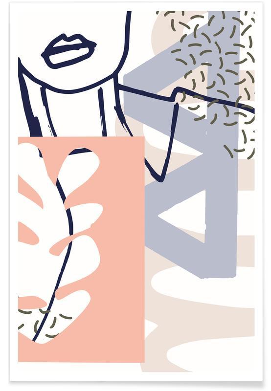 Art pour enfants, Lindeza affiche