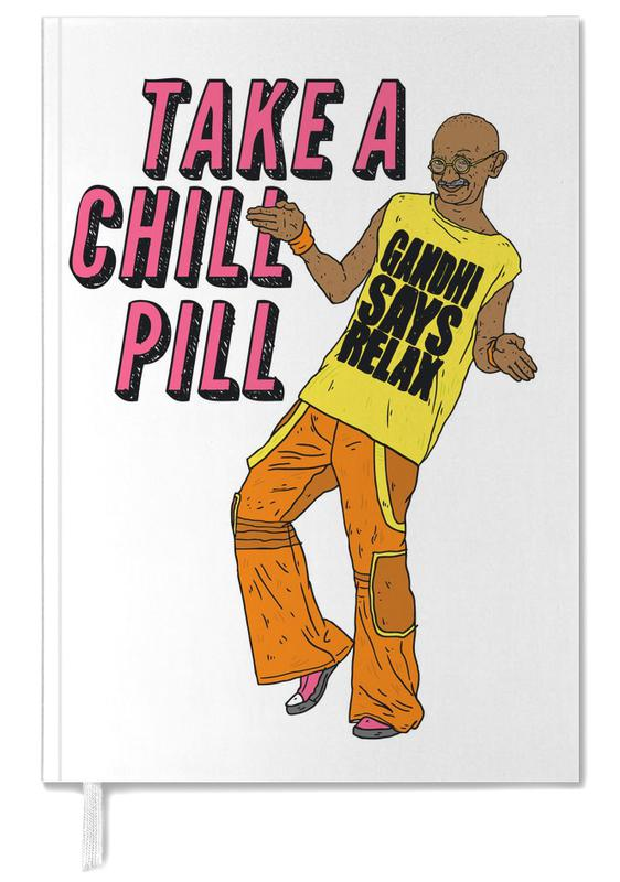 Grappig, Politieke figuren, Street art, Gandhi One agenda