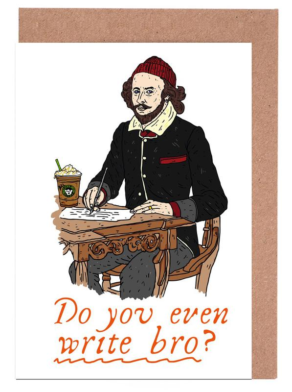 Shakespeare Greeting Card Set
