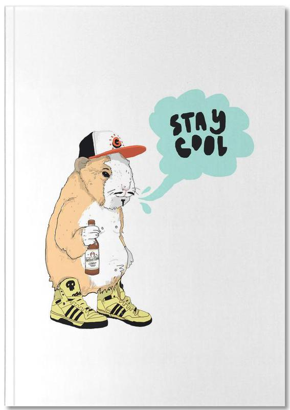 Humour, Stay Cool Notebook