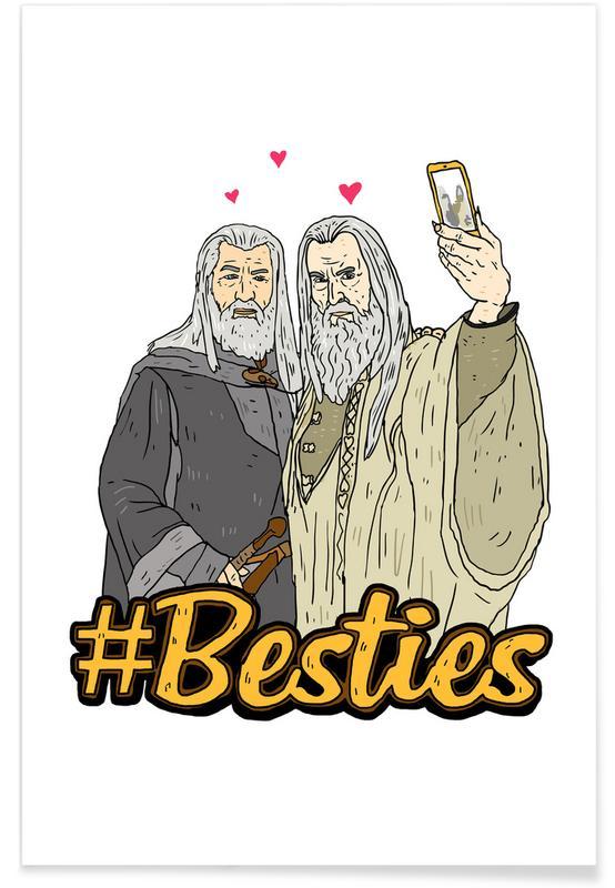 Besties 4 Poster