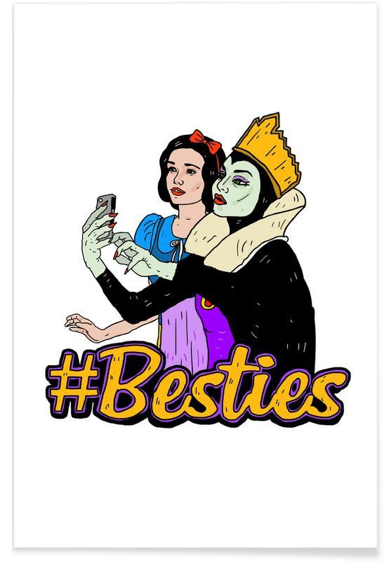 Besties 6 -Poster
