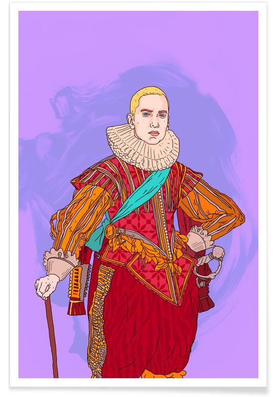 Eminem, Rap Royalty 003 Plakat