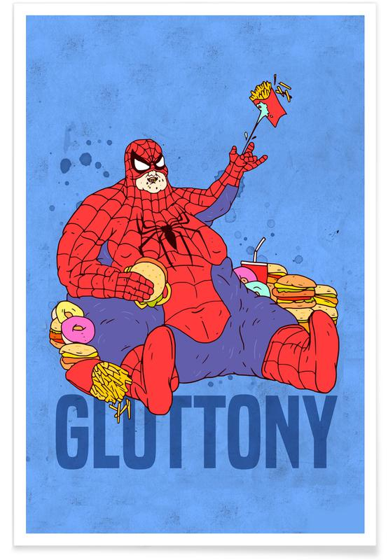 Gluttony -Poster