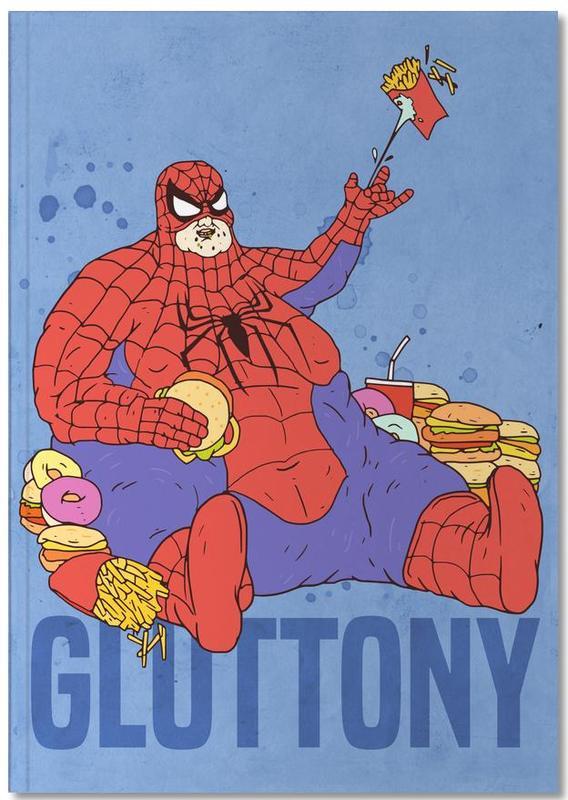 Gluttony Notebook