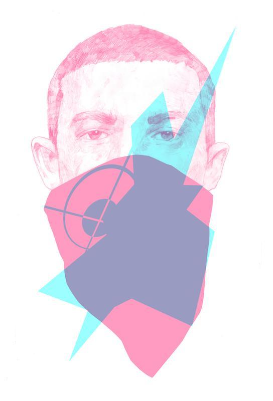 007 -Acrylglasbild
