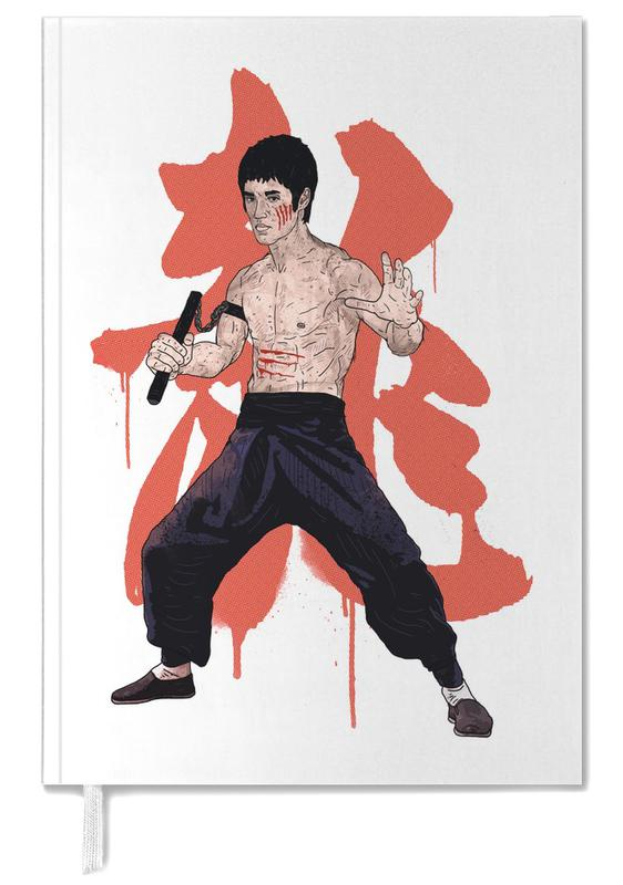 Bruce Lee Personal Planner
