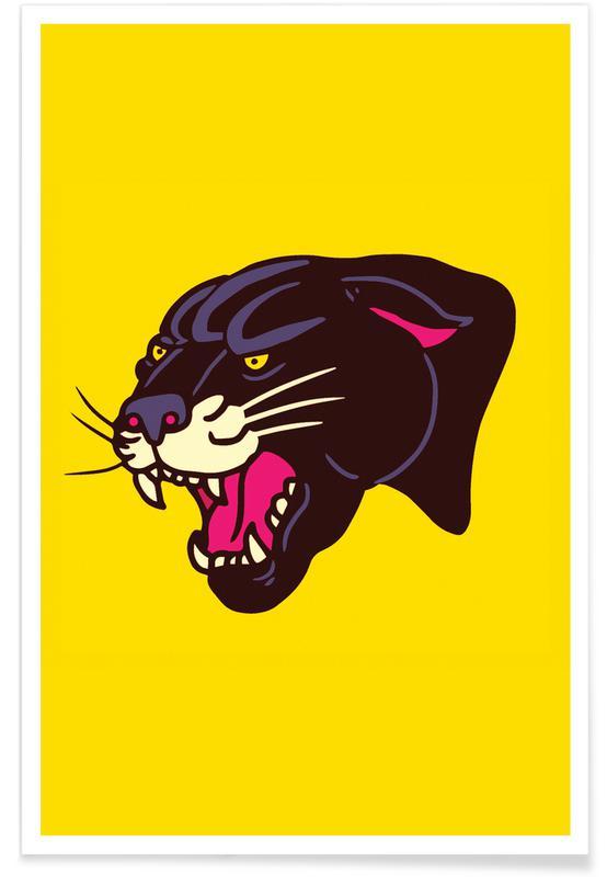 , Panther Poster