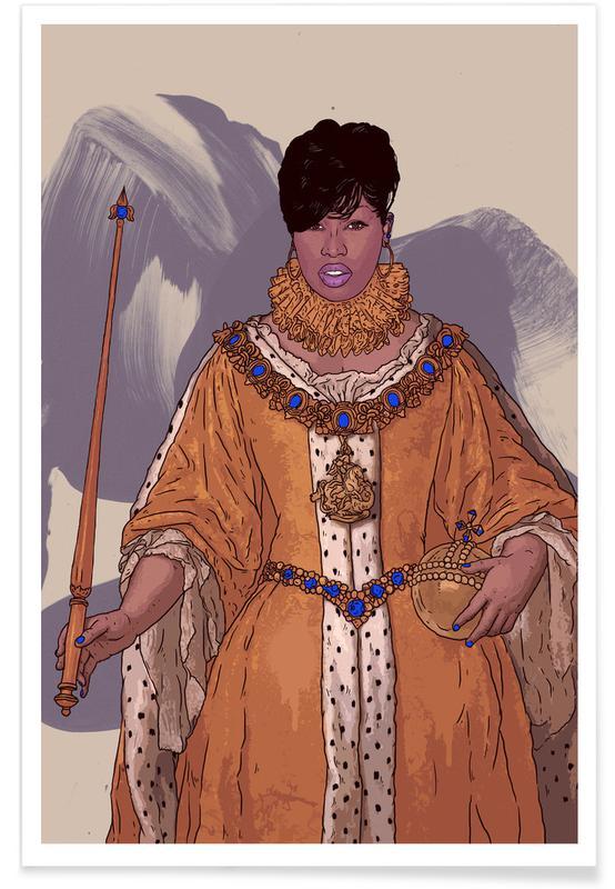 , Queen Missy Poster