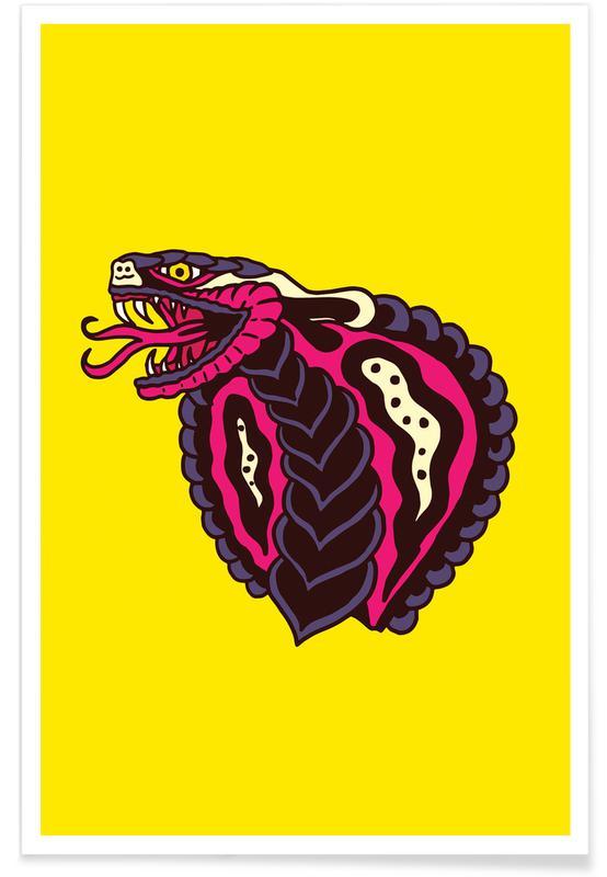 , Cobra affiche