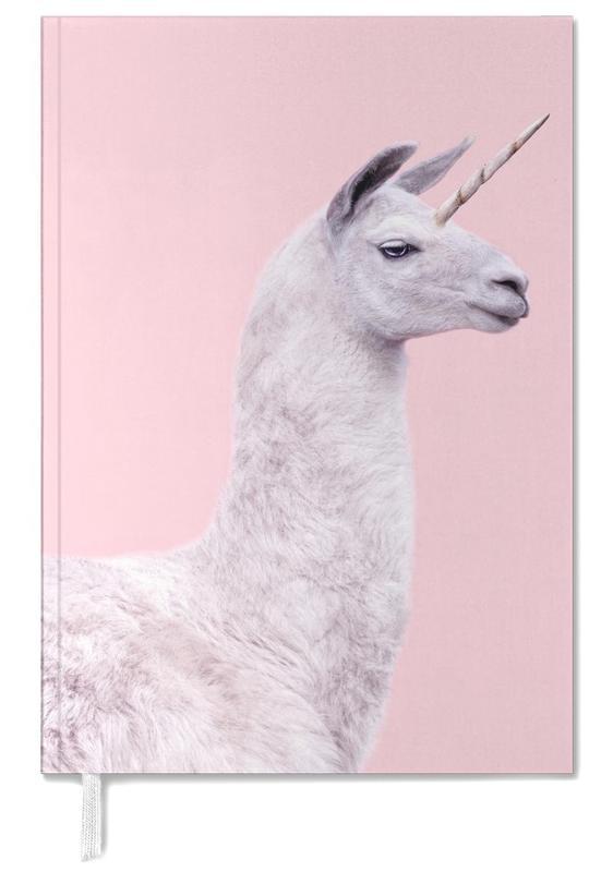 Llama Unicorn Personal Planner