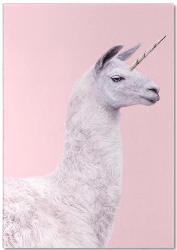 Licornes, Pop Art, Art pour enfants, Lamas, Humour, Llama Unicorn bloc-notes
