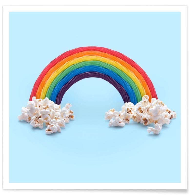 Felicitaties, Candy Rainbow poster