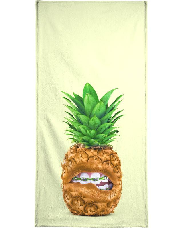Teen Pineapple serviette de bain