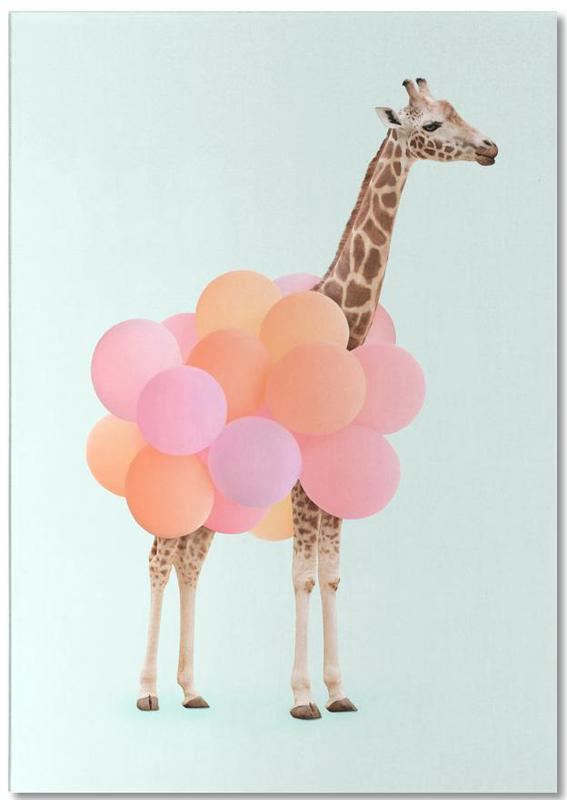 Party Giraffe bloc-notes