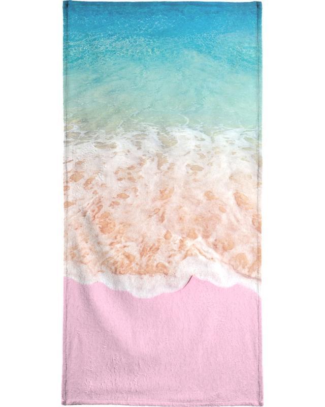 Pink Sand -Handtuch